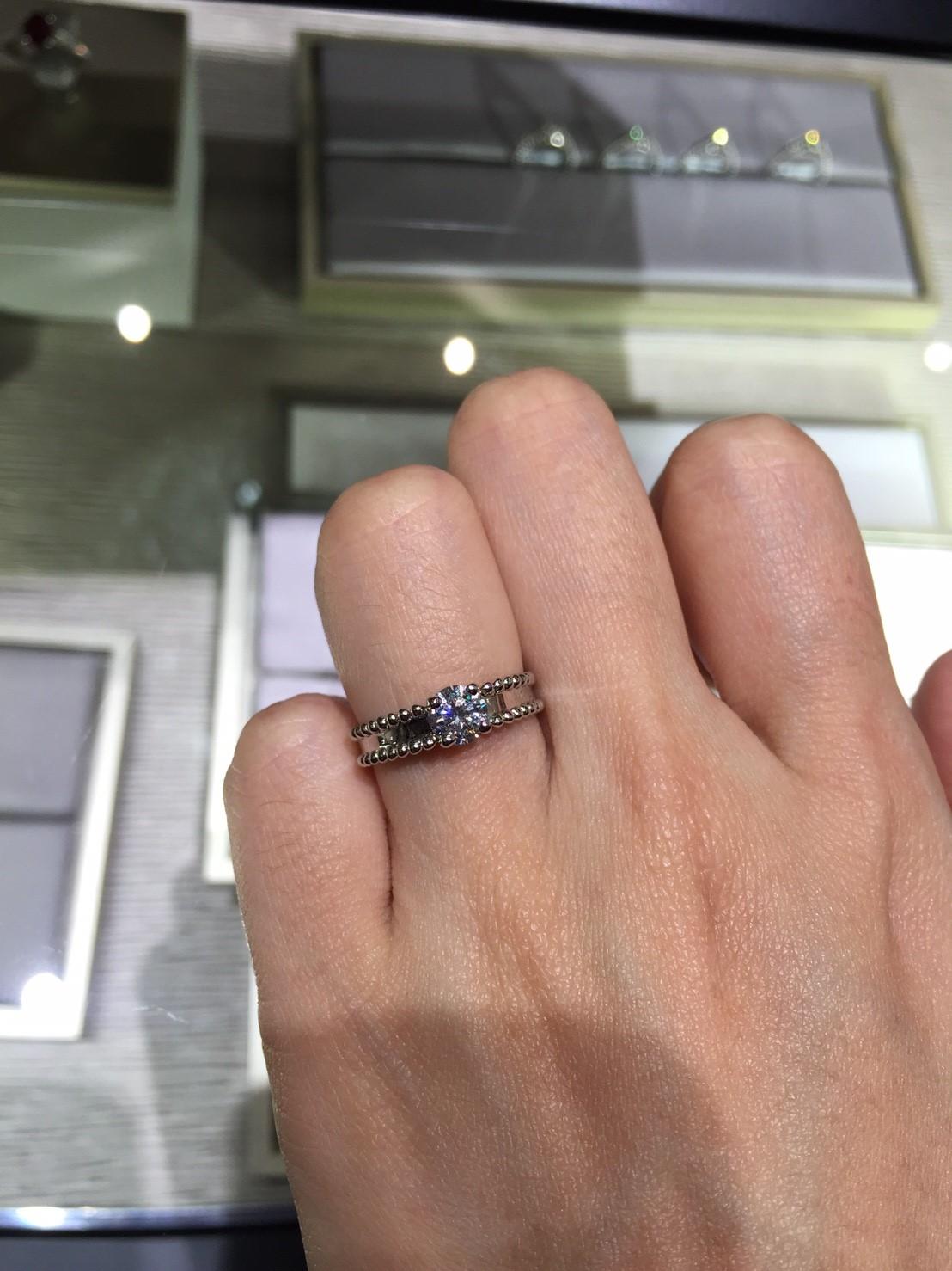 [wedding]鑽戒,婚戒(對戒)挑選Harry Winston,VCA,Chaumet,Cartier,I-primo-選擇篇