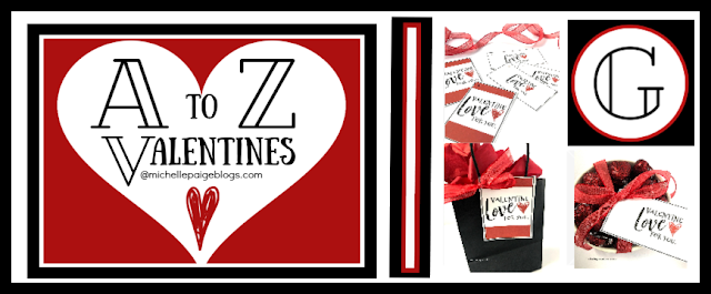 A to Z Valentine Ideas @michellepaigeblogs.com