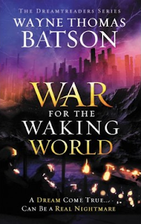 "Wayne Thomas Batson's middle grade contemporary fantasy, ""War for the Waking World,"" concludes a fast paced, contemporary fantasy trilogy, ideal for reluctant readers."