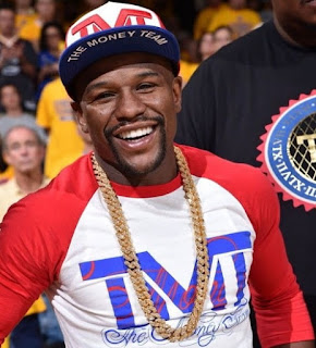 Floyd Mayweather money 2018