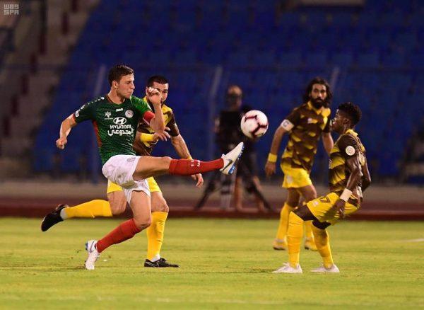 مشاهدة مباراة الاتفاق واحد بث مباشر اليوم 3-1-2020 في كأس خادم الحرمين الشريفين