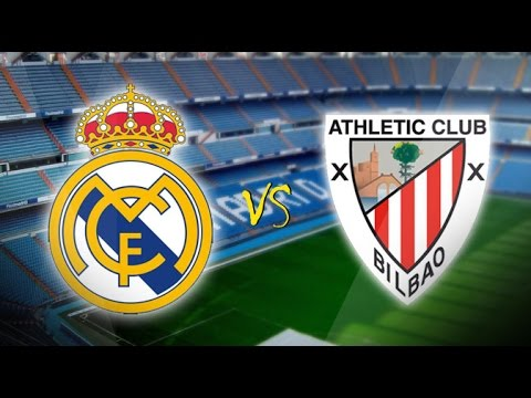 Real Madrid vs Athletic Bilbao Full Match And Highlights