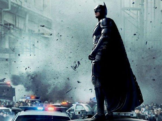 The Yacht Club: IMDB 250 8 5 - The Dark Knight Rises (2012)