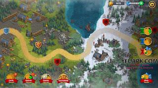 Hack game Vikings the Saga