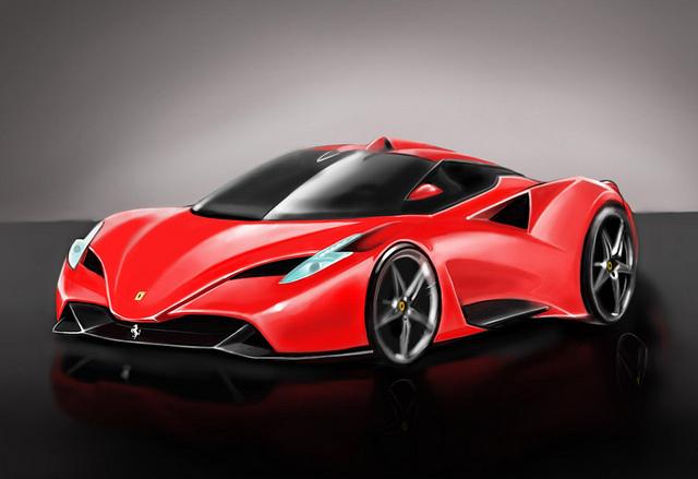 Ferrari Cars Models: Latest Cars Models: 2013 Ferrari F40