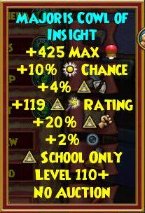 Best Myth Gear (Level 120+) | Wizard101