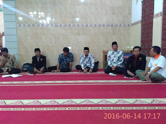Safari Ramadhan di PCM Kalisat