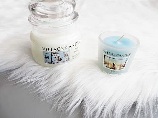 DIARY OF GIRLY THINGS: PODZIMNÍ RELAX | VILLAGE CANDLE