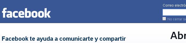 Los sitios Web más visitados de Perú - Facebook - Solo Nuevas