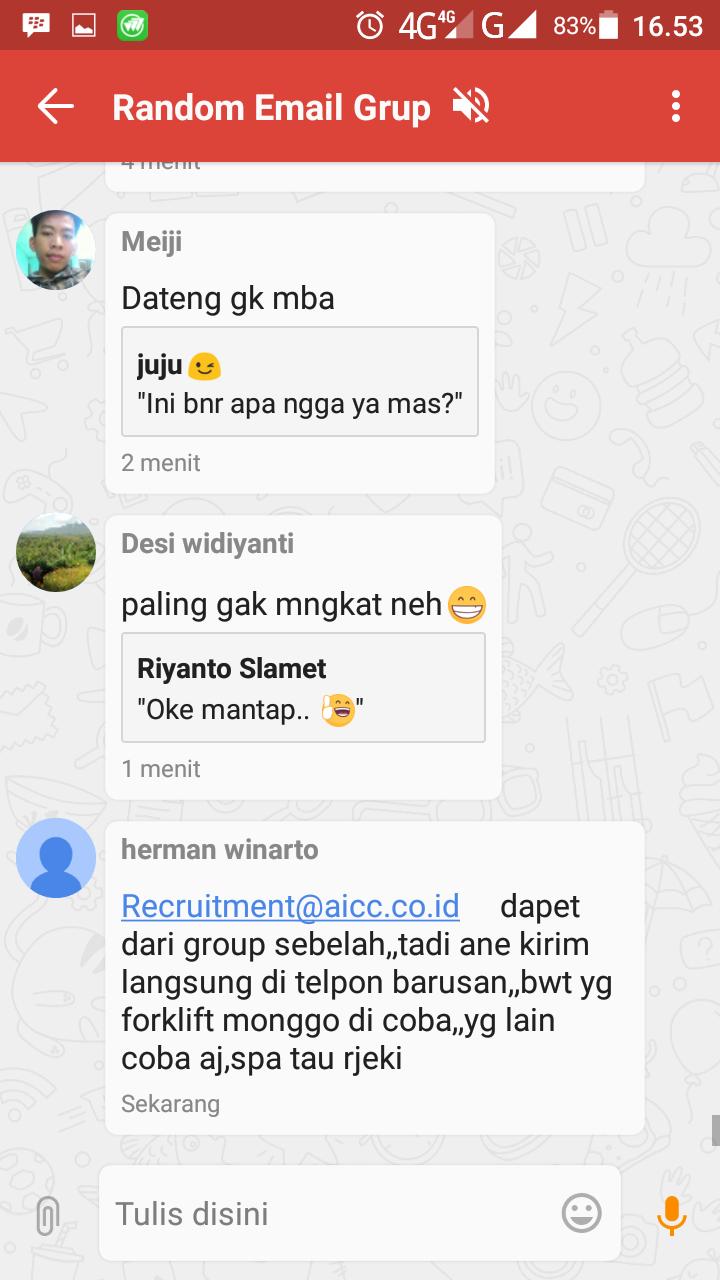 Pt Aisan Isuzu Casting Center Aicc Kawasan Kiic Karawang Random Email Loker