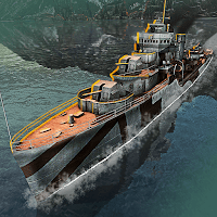 Battle of Warships Unlimited Money MOD APK