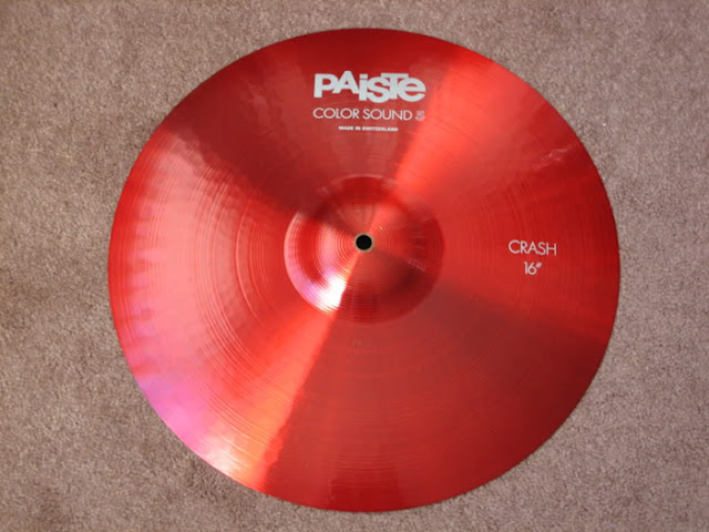 Paiste Color Sound 5 Crash 16""