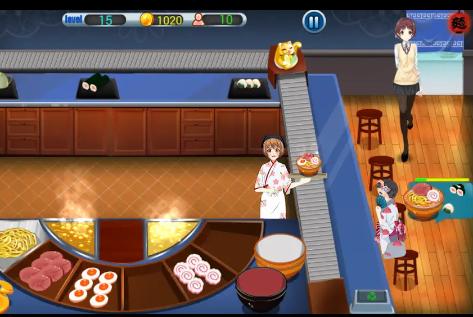 Game Memasak Makanan Jepang