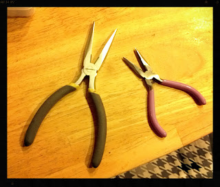 Old and new pliers