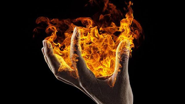 Esiste realmente nell'uomo la combustione spontanea?