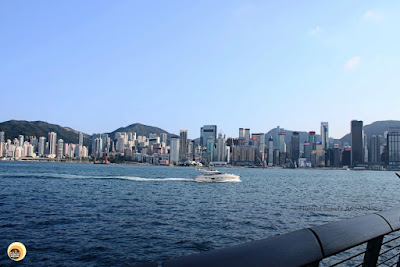 A Walk Along The Victoria Harbour, Tsim Sha Tsui Promenade, Avenue of stars, Hong Kong Skyline, NBAM Blog