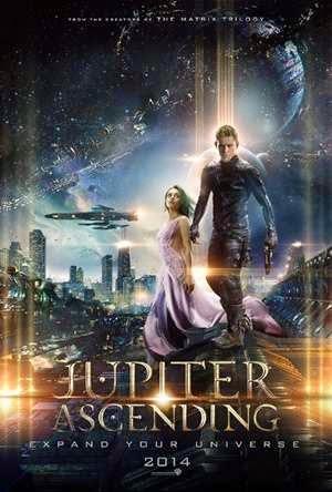 El Destino de Jupiter 1080p Poster 4