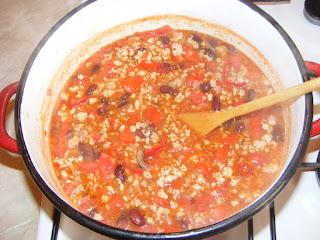 Preparare tocana in stil mexican retete culinare,