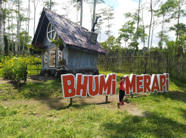 Taman Wisata Bhumi Merapi