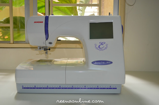 Janome Memory Craft E Owner S Manual