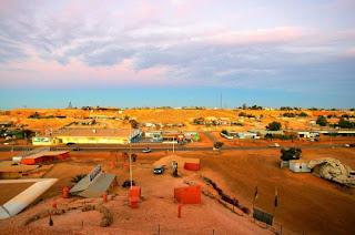 Seluruh Kota Yang Hidup Di Bawah Tanah Ada Di Australia