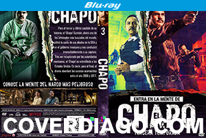 El Chapo - Tercera Temporada - BLURAY