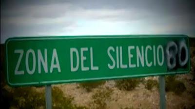 zona do silencio