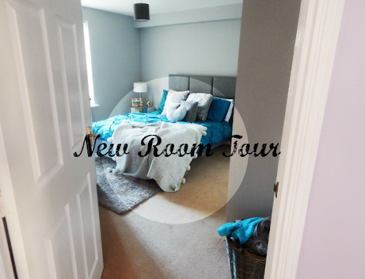 ............ Jadies Little Blog ..........: New Room Tour | I Moved