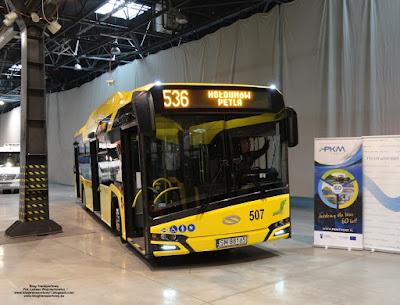 Solaris Urbino 12 CNG, Transgór,  SilesiaKOMUNIKACJA 2019