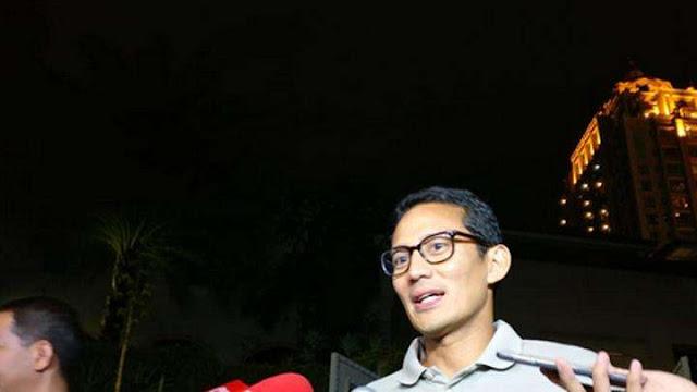 Sandiaga Klaim Berhasil Tekan Inflasi saat Jadi Wagub DKI Jakarta