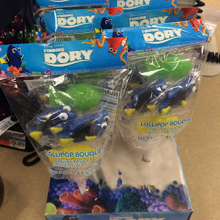 finding dory candy