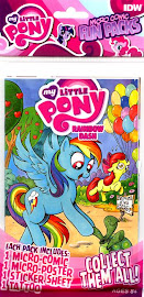 MLP Fun Pack Series 1 #3 Comic