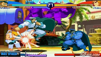 Street Fighter Alpha 3 MAX PPSSPP Android