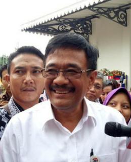 Kalah di DKI, Djarot Belum Terpikir Maju Pilgub Jatim 2018
