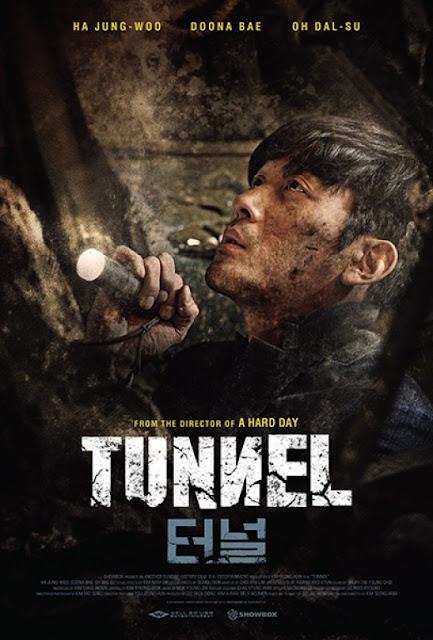 Sinopsis The Tunnel / 터널 (2016) - Film Korea