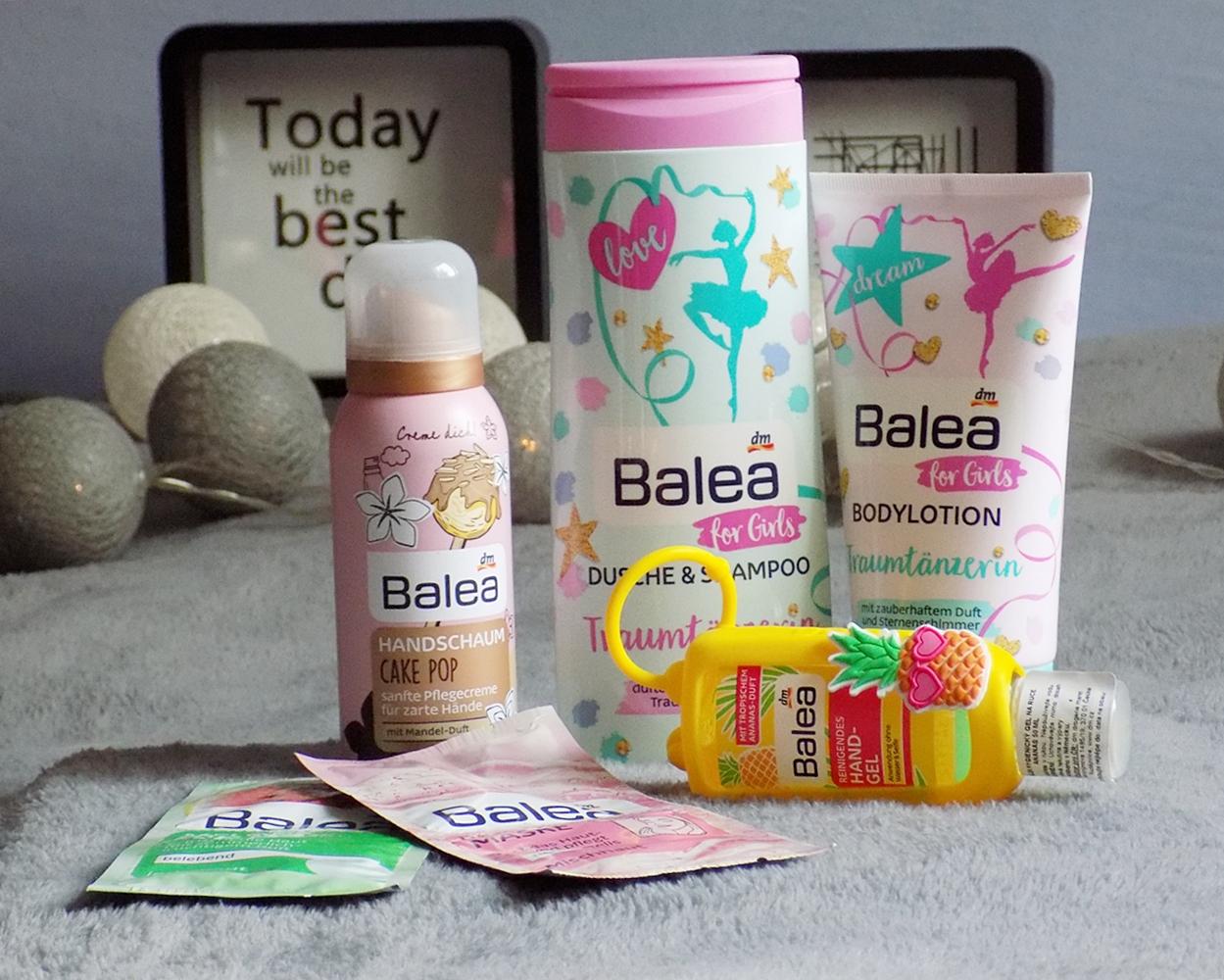 #21 Balea - piękne i tanie kosmetyki!