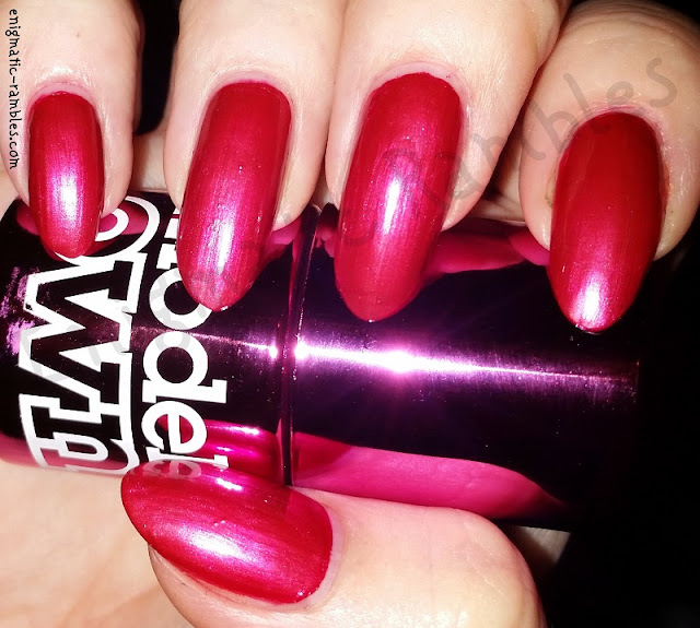 Swatch-Models-Own-Chrome-Cerise