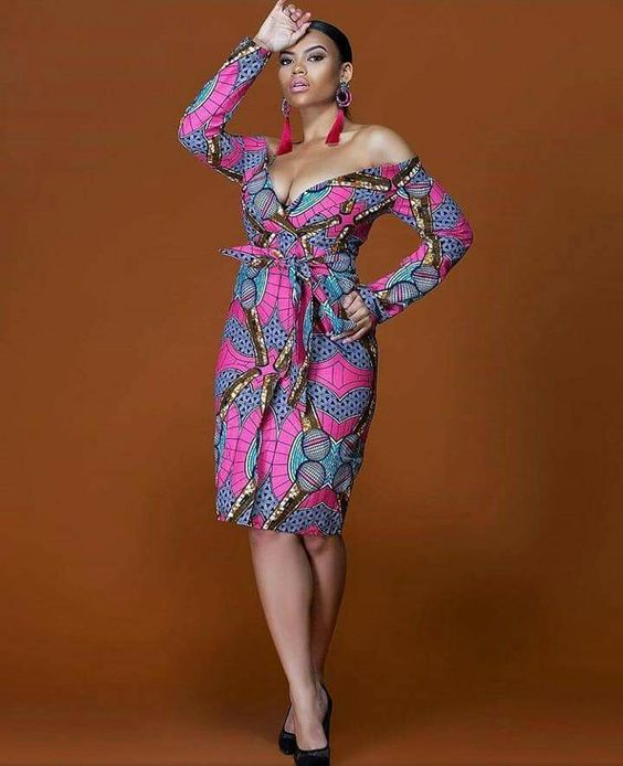 ee62154793 ... dress for you in 2018 to swing the next party you are planning to  attend. The collection of these short African Ankara short dresses
