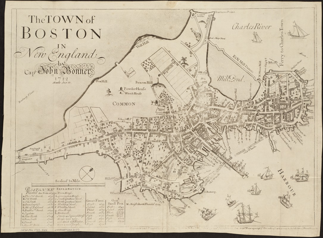 map of boston tea party State Library Of Massachusetts December 2018 map of boston tea party
