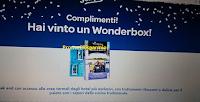 Logo Gioca e vince subito un Cofanetto Wonderbox
