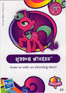 My Little Pony Wave 10 Ribbon Wishes Blind Bag Card