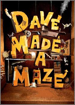 Dave Fez um Labirinto Dublado