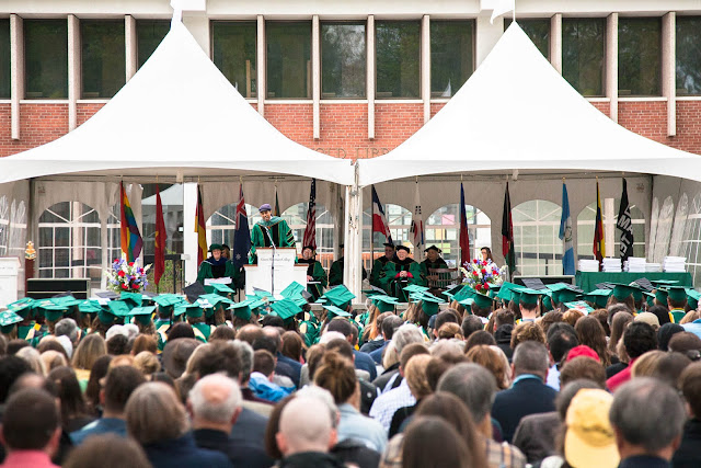 Wendy Ferguson of Metamora awarded degree during Green Mountain College 181st Commencement, Metamora Herald