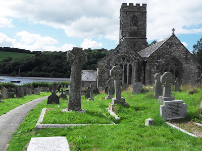 St Winnow Church, Lerryn, Cornwall