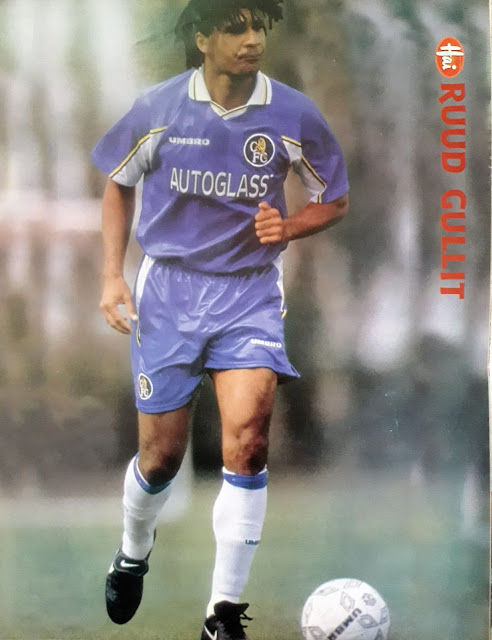 PIN UP RUUD GULLIT (CHELSEA)
