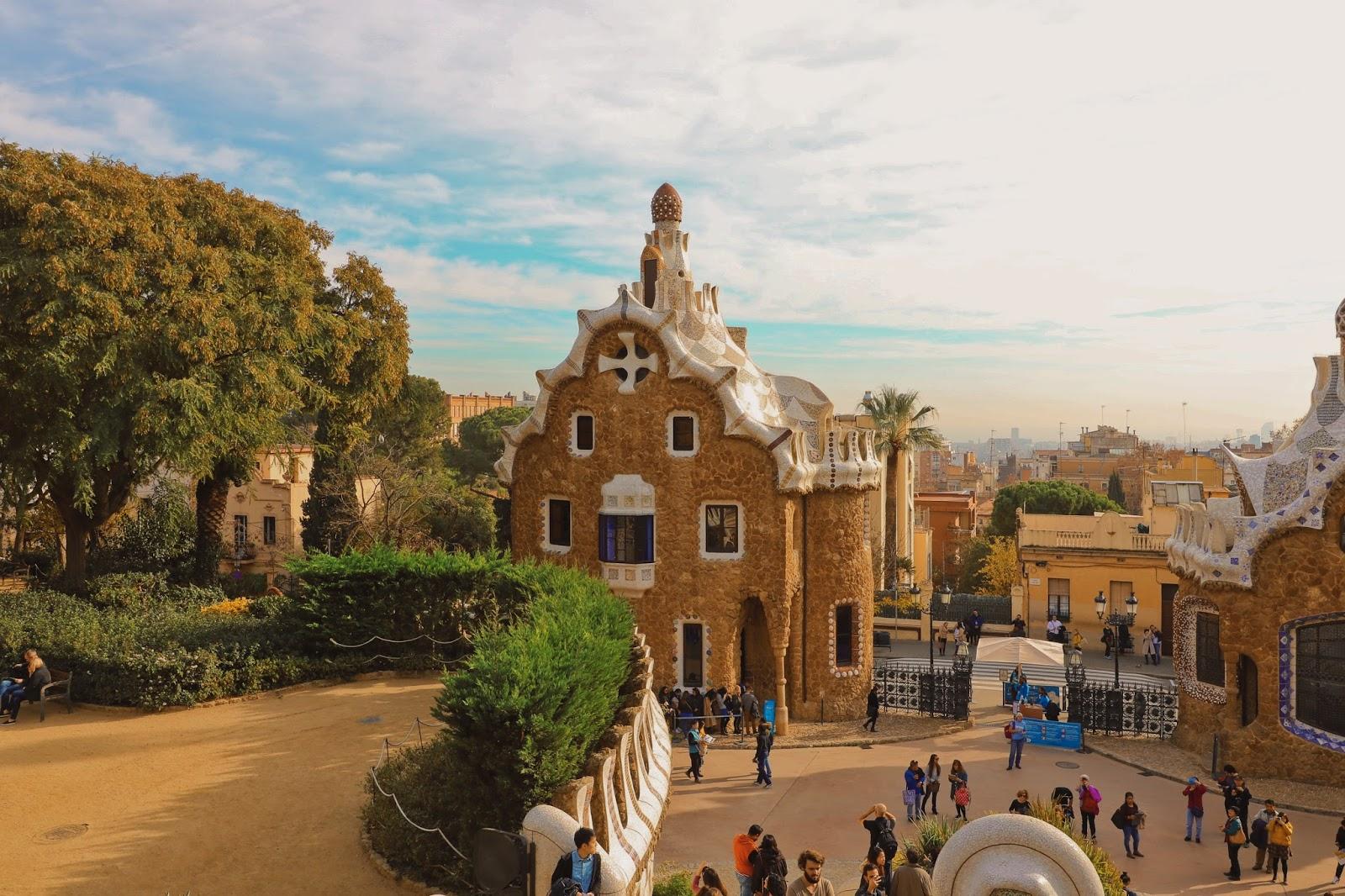 domki z piernika barcelona