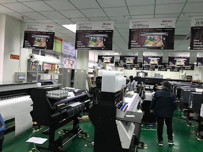 Mimaki factory