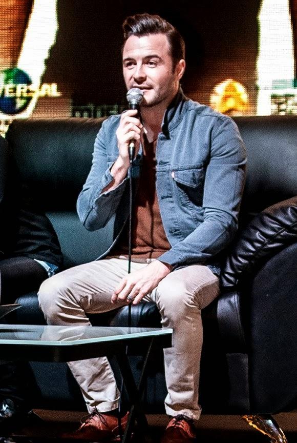 Shane Edouard Haboucha 2013