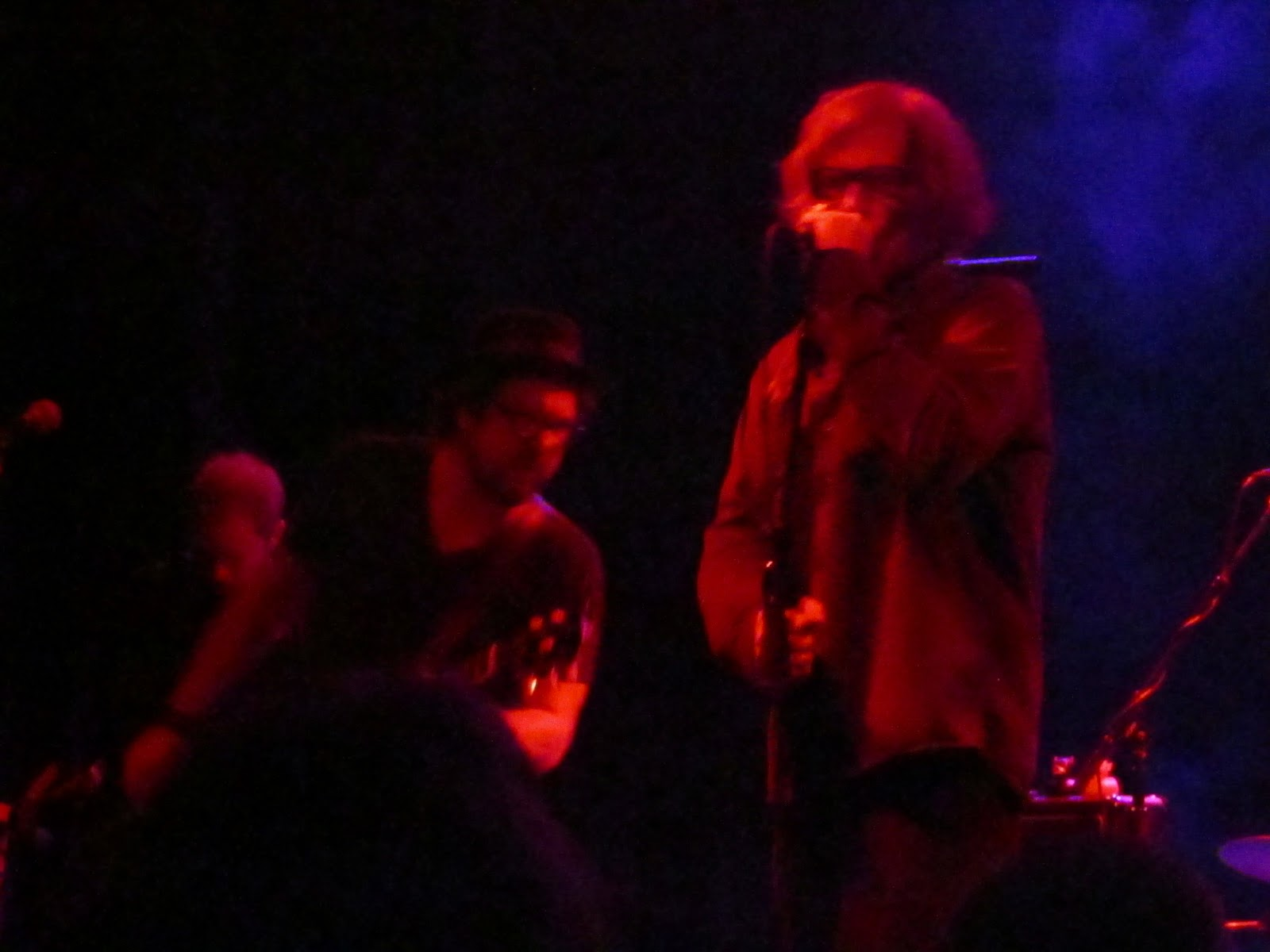 Mark Lanegan Los Angeles Tour