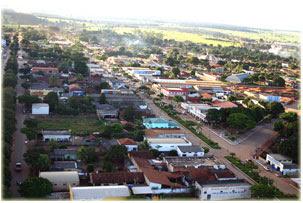 Formação Administrativa São José do Rio Claro